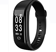 cheap -Smart Bracelet iOS Android Touch Screen Heart Rate Monitor Water Resistant / Water Proof Calories Burned Pedometers Exercise Record Alarm