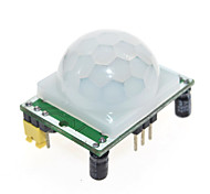 Pyroelectric Infrared PIR Motion Sensor Detector Module