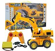Remote Control Toys Construction Vehicle Toys Fashion Kids Pieces