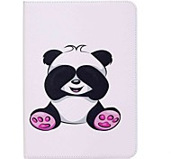 cheap -Case For Samsung Galaxy Tab S2 9.7 Full Body Cases Tablet Cases Panda Hard PU Leather for