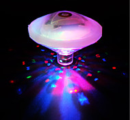BRELONG LED Colorful Underwater Light Pool Lamp Bathtub Light RGB Use 3xAAA Battery - No Battery