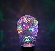 Недорогие -YWXLIGHT® 1 ед. 1 Вт. 100-200 lm E27 Круглые LED лампы 16 светодиоды Тёплый белый Красный Синий Зеленый AC85-265