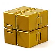 Недорогие -shenshou Кубик Infinity Cube Игрушки Игрушки Для детской Стресс и тревога помощи Новинки Square Shape Пластик Места Простой Офис / Карьера
