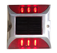 abordables -1pc 6W Focos LED Decorativa Iluminación Exterior Rojo <5V