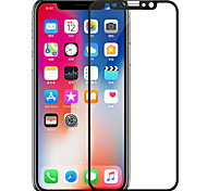 cheap -Screen Protector for Apple iPhone X Tempered Glass 1 pc Full Body Screen Protector High Definition (HD) 9H Hardness Explosion Proof