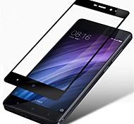 Protector de pantalla para XIAOMI Xiaomi Redmi Note 4 Vidrio Templado 1 pieza Protector de Pantalla, Integral Alta definición (HD) Dureza