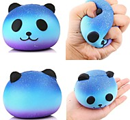 cheap -Stress Relievers Toys Round Galaxy Starry Sky Stress and Anxiety Relief Panda - Children's Adults' 1 Pieces