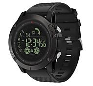 Недорогие -Смарт Часы Bluetooth Длительное время ожидания Напоминание о звонке Счетчики калорий Фитнес-трекеры Педометр Датчик для отслеживания