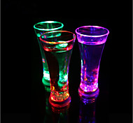 LED Lighting Toys Cylindrical Still Life Noctilucent Kids Adults' Pieces