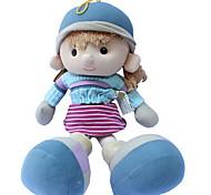 Недорогие -Мягкие игрушки Куклы Кукла для девочек Игрушки Обезьяна Животные Мультяшная тематика Животный принт Animal Shape Праздник Милый стиль