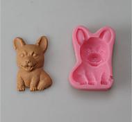 Недорогие -Формы для пирожных конфеты Силиконовые Для детской День Благодарения Новый год День рождения Оригинальные Праздник