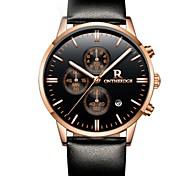 Men's Watch Boxes Casual Watch Sport Watch Fashion Watch Dress Watch Wrist watch Chinese Quartz Calendar / date / day Chronograph Water