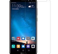 Screen Protector for Huawei Huawei Mate 10 lite PET 1 pc Front Screen Protector High Definition (HD) Mirror Ultra Thin Scratch Proof