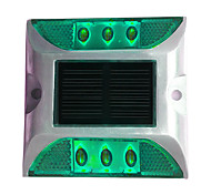 cheap -1pc 1W LED Floodlight Decorative Outdoor Lighting Green <5V