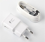 Fast USB Charger Adapter Charge 1.2M Type-C Cable Charging for Samsung S8 PLUS Note 8 Macbook Huawei P10 P9 XIaomi SONY Others