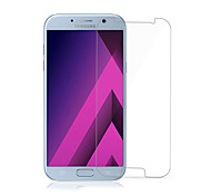 Screen Protector for Samsung Galaxy A3(2017) Tempered Glass 1 pc Front Screen Protector High Definition (HD) 9H Hardness 2.5D Curved edge