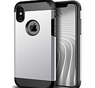 For iPhone X iPhone 8 iPhone 6 iPhone 6 Plus Case Cover Shockproof Back Cover Case Armor Hard PC for iPhone X iPhone 8 Plus iPhone 8