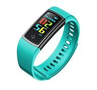 Недорогие -yy men's woman new cp66 smart wristband измерение частоты сердечных сокращений контроль сна водонепроницаемый anti потерянный для ios