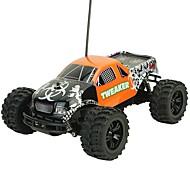 Машинка на радиоуправлении 9112M 27MHz Высокая скорость 4WD Дрифт-авто Гоночный багги Внедорожник Гоночный автомобиль 1:18 15 КМ / Ч
