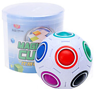 Rubik's Cube Smooth Speed Cube Magic Ball Magic Cube Magic Rainbow Ball Education Football Gift