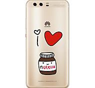 abordables -Funda Para Huawei P9 Huawei P9 Lite Huawei P8 Huawei Huawei P9 Plus Huawei P7 Huawei P8 Lite Huawei mate 8 P10 Lite Diseños Funda Trasera