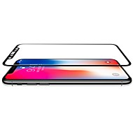 cheap -Screen Protector for Apple iPhone X PE 1 pc Full Body Screen Protector High Definition (HD) 9H Hardness Explosion Proof Scratch Proof