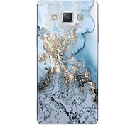 cheap -Case For Samsung Galaxy A7(2017) Pattern Back Cover Lines / Waves Marble Soft TPU for A3(2017) A5(2017) A7(2017) A7(2016) A5(2016) A8