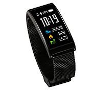 cheap -Smart Bracelet Calorie Counters Pedometer APP Control Blood Pressure Measurement Pulse Tracker Pedometer Activity Tracker Sleep Tracker