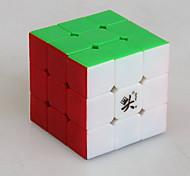 Недорогие -Кубик рубик * Мини 3*3*3 Спидкуб Кубики-головоломки Обучающая игрушка Устройства для снятия стресса головоломка Куб Классический Места