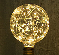 1pcs E27 G95 Star Light 3W LED Filament Bulbs String Lights Decorative Holiday Lights AC85-265V