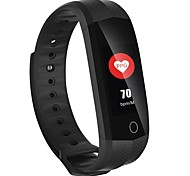 cheap -Smart Bracelet Calories Burned Pedometers Anti-lost APP Control Pulse Tracker Pedometer Activity Tracker Sleep Tracker Timer Find My