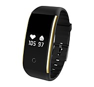 cheap -Smart Bracelet Calories Burned Pedometers Exercise Record Blood Pressure Measurement APP Control Pulse Tracker Pedometer Activity Tracker