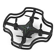 preiswerte -RC Drohne F15 4 Kanäle 6 Achsen 2.4G Nein Ferngesteuerter Quadrocopter Höhe Holding Vorwärts rückwärts Kopfloser Modus Ferngesteuerter