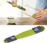 Недорогие -кухня двойной конец восемь лотков ложки пластиковые грамм мерные ложки чашки измерительные инструменты