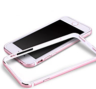 Case For Apple iPhone X Shockproof Bumper Solid Color Hard Metal for iPhone X