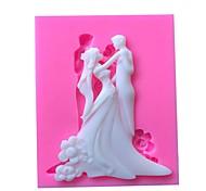 Недорогие -Формы для пирожных конфеты Для Cookie Для торта Для шоколада Торты силикагель Своими руками День Благодарения День Святого Валентина