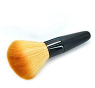 Недорогие -1шт Кисть для румян Синтетические волосы Экологичные Для профессионалов Мягкость Дерево Алюминий Румянец