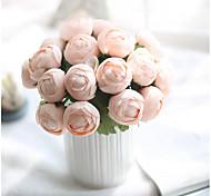 Недорогие -Искусственные Цветы 7 Филиал Модерн Вечные цветы Букеты на стол