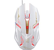 cheap -Chasing Panther V17 Wired USB Interface Game Mouse 6 Button Adjustable DPI