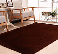 cheap -Creative Modern Area Rugs Coral Velve, Superior Quality Rectangle Graphic Rug