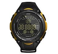 Недорогие -x7 умные часы водонепроницаемые без подзарядки пошаговые шаги замечают bluetooth smart watch