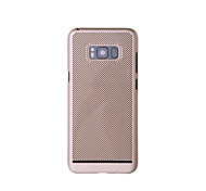 cheap -Case For Samsung Galaxy S8 Plus S8 Ultra-thin Back Cover Solid Color Hard PC for S8 Plus S8 S7 edge S7 S6 edge S6 S5 S4