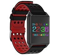 Недорогие -Умный браслет Встроенный Bluetooth Режим ожидания Педометры Сенсорный датчик Контроль APP Импульсный трекер Педометр Датчик для