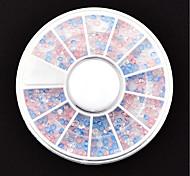 Недорогие -Орнаменты Аксессуары для инструментов Nail Art DIY Мода Высокое качество Повседневные Больше аксессуаров