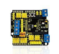 Недорогие -Экран расширения v8 с сенсорным экраном для клавиатуры xbee с интерфейсом bluebee rs485 для автомобиля-робота arduino