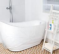 Недорогие -одноразовая сумка для купания для домашних и гостиничных ванн