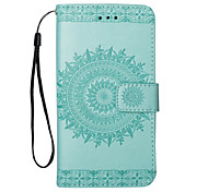 cheap -Case For Samsung Galaxy S8 S7 Flip Pattern Full Body Cases Flower Hard PU Leather for S8 Plus S8 S7 edge S7 S6 edge S6 S5 S4 S3