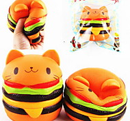 cheap -LT.Squishies Squeeze Toy / Sensory Toy / Stress Reliever Cat / Emoji / Animal Office Desk Toys / Stress and Anxiety Relief /