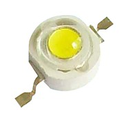 cheap -50Pcs High Power 3W 240LM 3000K 4000K 6000K 10000K LED Chip DC3.4-3.8V