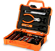 baratos -Celular Kit de ferramentas de reparo Tudo em 1 Pinças Extensão para Chave de Fenda Chave de Fenda Ventosa Plastic / Stianless Steel Pry